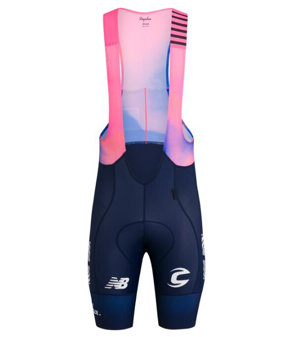 EF Education First PRO TEAM AERO 2019 Kurz Trägerhose VFWVR